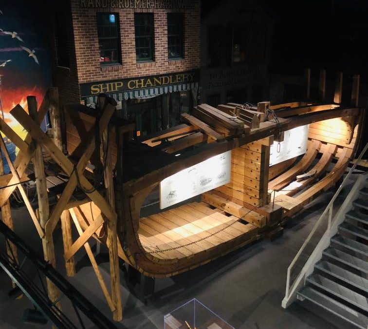 Wisconsin Maritime Museum Hosts Holiday Free Day