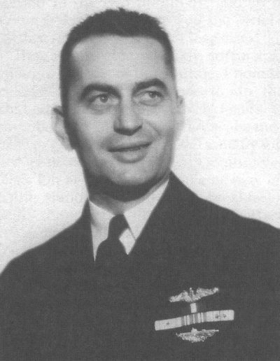 CDR Franklin D Latta